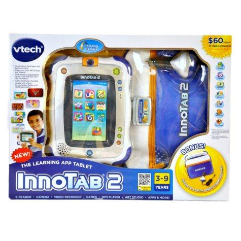 VTech InnoTab 2 Learning App Tablet Bundle