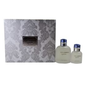 Dolce & Gabbana Light Blue Pour Homme 2-Piece Gift Set for Men