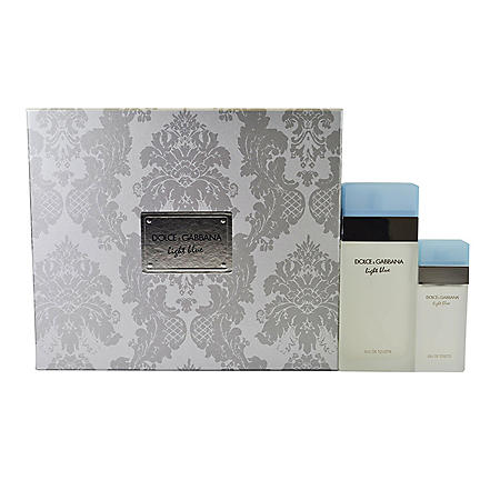 Dolce & Gabbana Light Blue for Women 2-Piece Gift Set