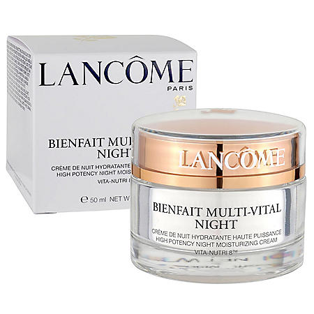 Lancome Bienfait Multi-Vital Night Cream (1.69 oz.)