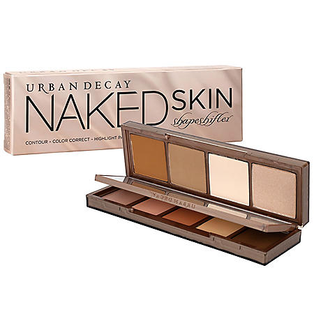 Urban Decay Naked Skin Shapeshifter Complexion Palette (Light Medium)