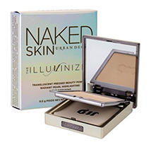 Urban Decay Naked Skin The Illuminizer Translucent Pressed Beauty Powder