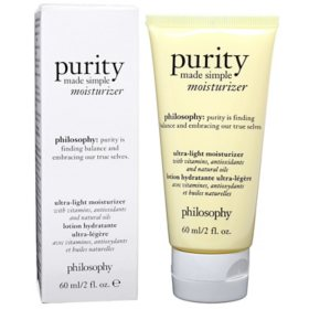 Philosophy Purity Made Simple Moisturizer (2 oz.)