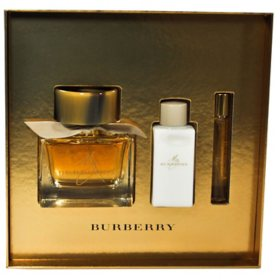 My Burberry 3 Piece Gift Set for Women by Burberry