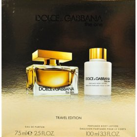 The One 2 Piece Gift Set for Women by Dolce & Gabbana