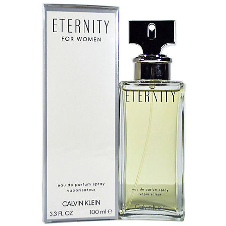 Eternity for Women by Calvin Klein 3.4 oz. Eau de Parfum
