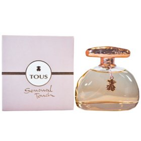 Sensual Touch for Women by Tous 3.4 oz Eau de Parfum