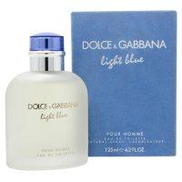 D&G Men's Light Blue by Dolce & Gabbana (4.2 oz.)