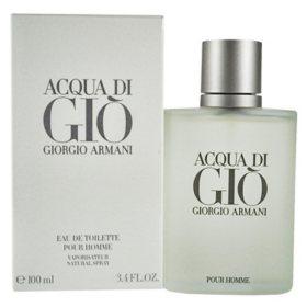 Acqua di Gio for Men by Giorgio Armani (3.4 oz.)