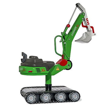 Rolly XL Metal Digger