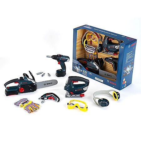 Bosch Large Power Tool Set ,14 pcs.