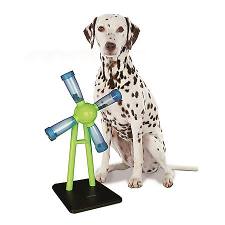 """Trixie Windmill Activity for Dogs, Beginner (11"""" x 8.5"""" x 17.25"""")"""
