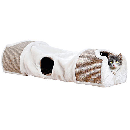 Trixie Plush Nesting Tunnel for Cats