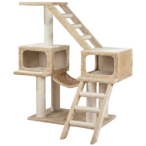"""Trixie Malaga Cat Playground, Beige (17.5"""" x 27.5"""" x 42.75"""")"""