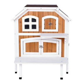 "Trixie 2-Story Cat Cottage (30½"" x 22¾"" x 35¼"")"