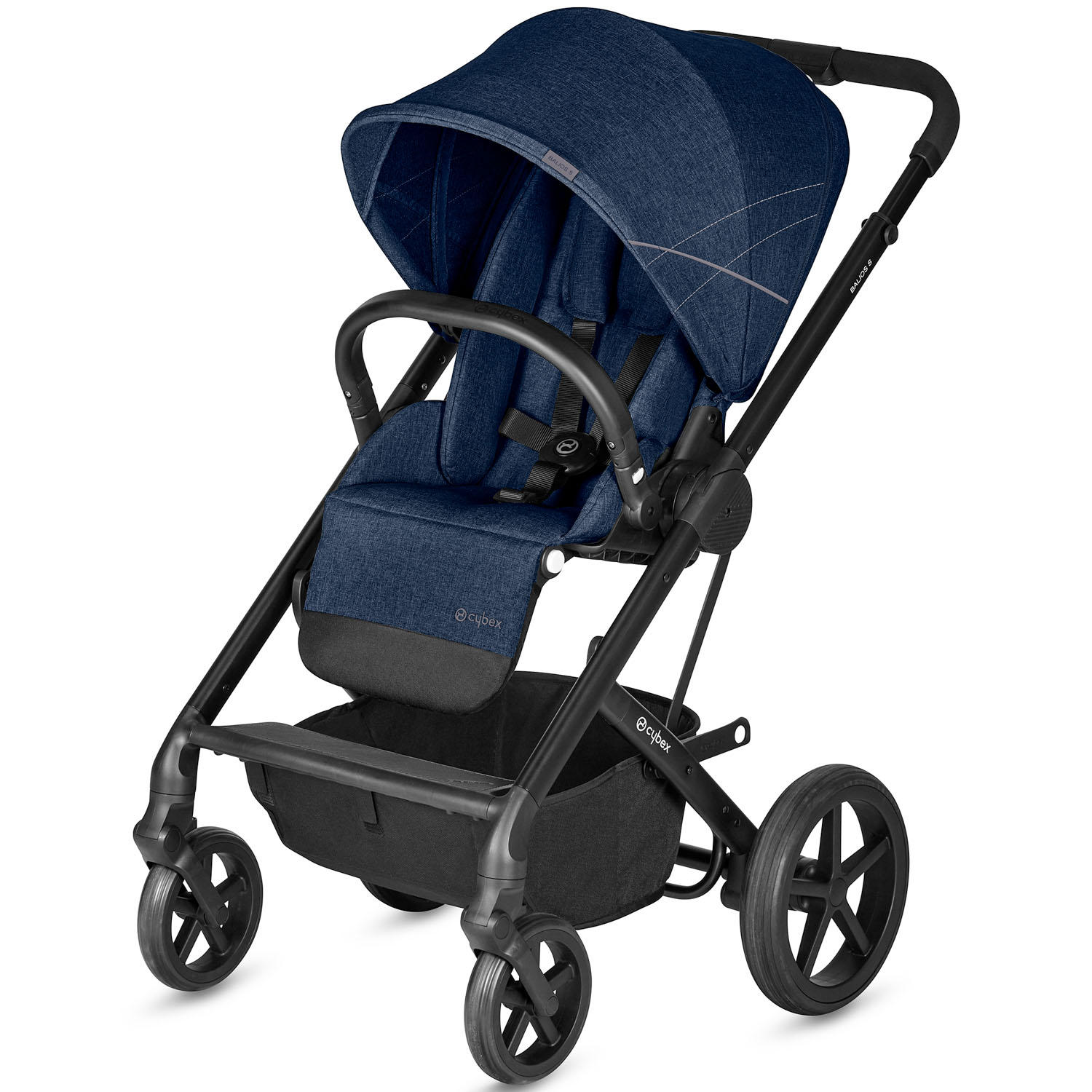 CYBEX Balios S Baby Stroller with Rain Cover