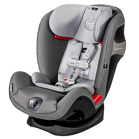 Cybex Eternis S All-in-One Car Seat with SensorSafe, Manhattan Gray