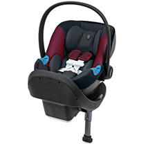 Cybex Aton M Infant Car Seat, Ferrari Collection in Victory Black