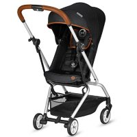 CYBEX Eezy S Twist Gold Denim Collection Stroller
