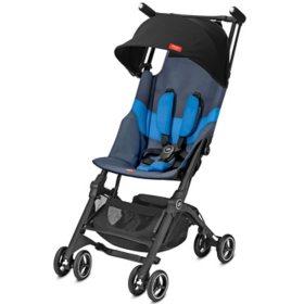 gb Pockit+ All-Terrain Stroller (Choose from Velvet Black or Night Blue)