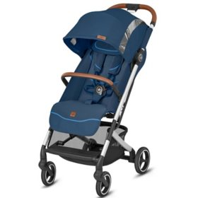 gb Qbit+ All-City Stroller (Choose from Night Blue or Velvet Black)