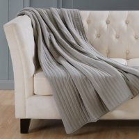 London Fog Reversible Garment Washed Throws (Assorted Colors)