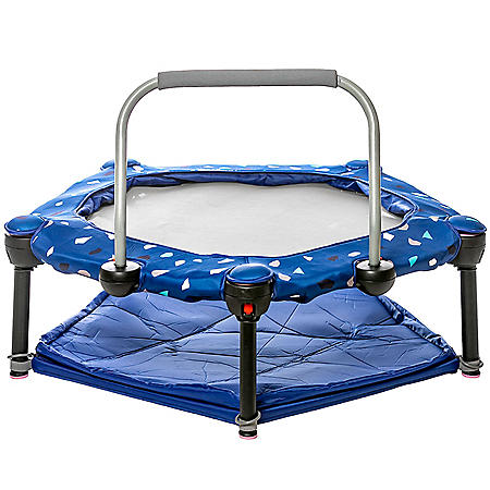 Okiedog 3-in-1 Multifunctional Folding Trampoline