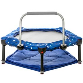 Okiedog 3-in-1 Multifunctional Folding Trampoline