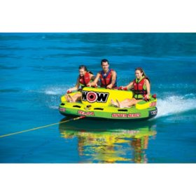 WOW Zelda Sister Series Face-to-Face S-Shaped Towable, 1 to 3
