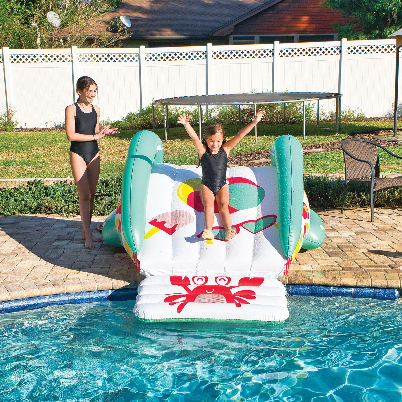 WOW Sprinkler Pool Water Slide Speed Outdoor Backyard Summer