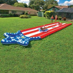 WOW Americana Stars & Stripes Super Slide