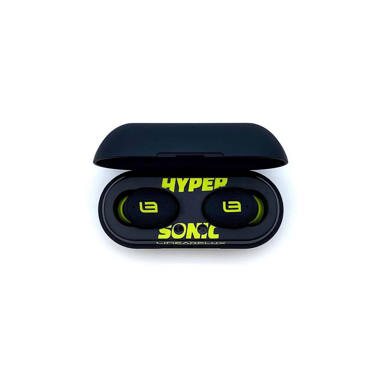 LinearFlux HyperSonic Lite True Wireless Earbuds