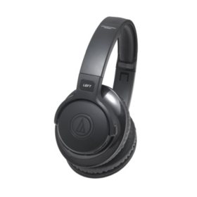 Audio-Technica ATH-S700BT SonicFuel Wireless Over-Ear Headphones