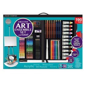 Daler Rowney Simply Art Set, 190-pc