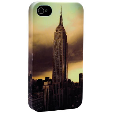 Landmarks Empire State Case for use iPhone 4/4S