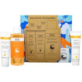 REN Skincare Radiance Glow Kit (3 pc.)