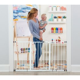 "Regalo WideSpan Extra Wide Baby Gate, 29"" - 56"""