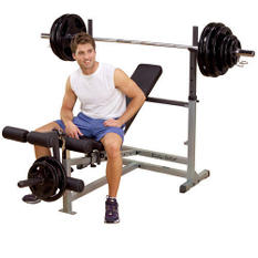 Body Solid GDIB46L Powercenter Combo Bench