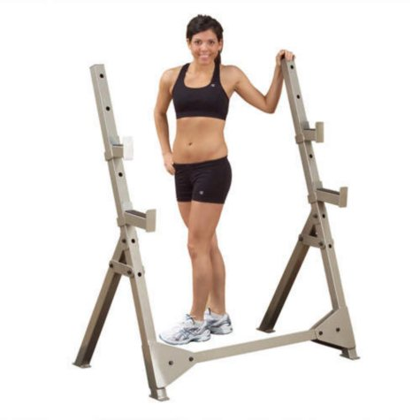 Best Fitness BFPR10 Olympic Press Stand