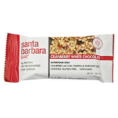 Santa Barbara Bar Cranberry White Chocolate (24 ct.)