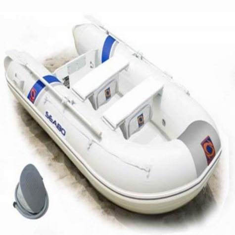 Hard Bottom Inflatable Boat
