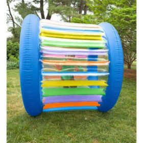 Giant Inflatable Land Wheel