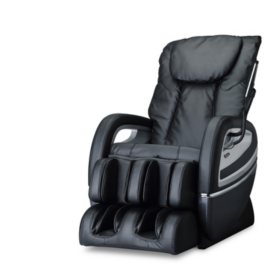Ergotec Robotic Shiatsu Massage Chair (Assorted Colors)