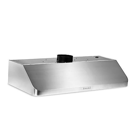"Thor Kitchen Premium Series 48"" Under Cabinet Range Hood With 3 Speeds"