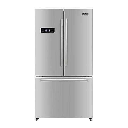 "Thor Kitchen 36"" Free Standing Counter Depth French Door Refrigerator"