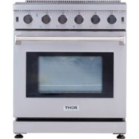 """Thor Kitchen 30"""" Freestanding Gas Range with Convection"""