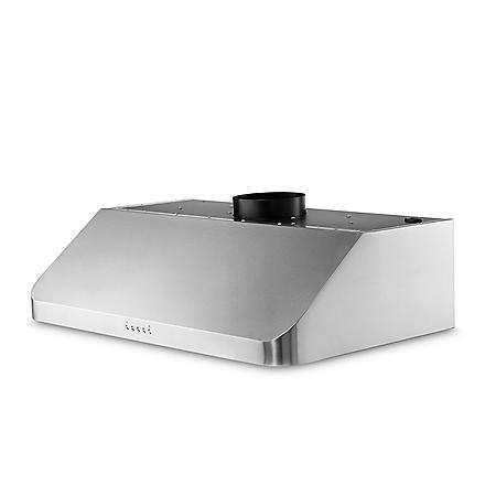 """Thor Kitchen Premium Series 30"""" Under Cabinet Range Hood With 3 Speeds"""