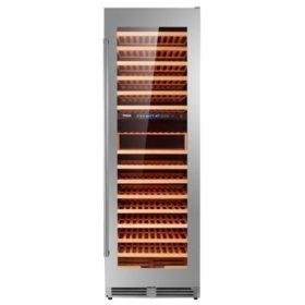 "Thor Kitchen 24"" 162-Bottle Dual Zone Wine Cooler"