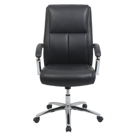 Barcalounger Manager's Chair, Black (Supports up to 250 lbs.)