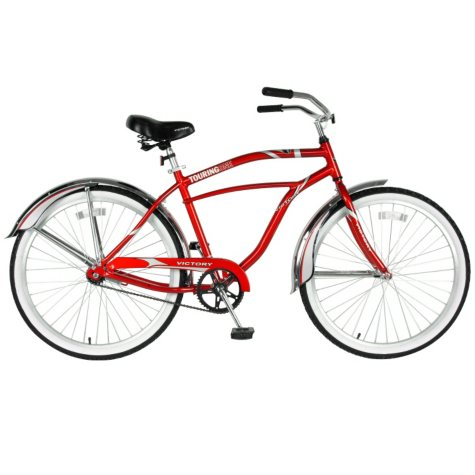 "Victory Touring One 26"" Men's Cruiser Bicycle"